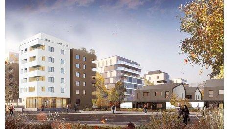 Appartement neuf Follement Schilick investissement loi Pinel à Schiltigheim