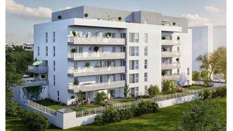 Appartement neuf Neho investissement loi Pinel à Strasbourg