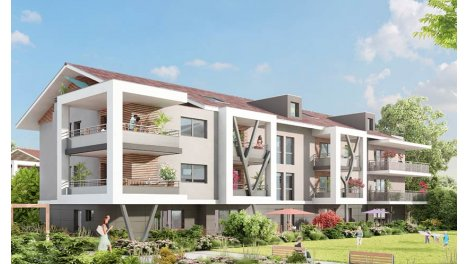 Appartement neuf Perspectiv à Douvaine