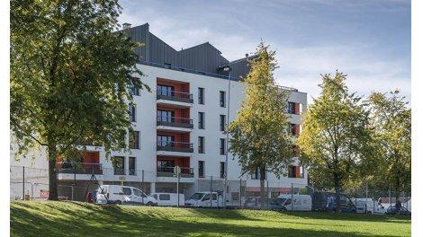 Appartement neuf Paradoxe éco-habitat à Saint-Julien-en-Genevois