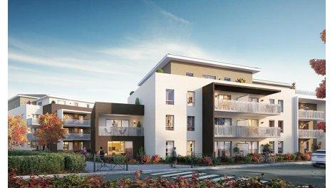 Appartement neuf Dolce Via éco-habitat à Vétraz-Monthoux