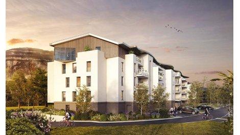 Appartement neuf Le Karat investissement loi Pinel à Etrembières