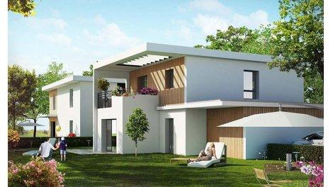 Appartements et maisons neuves Id Nature investissement loi Pinel à Annecy