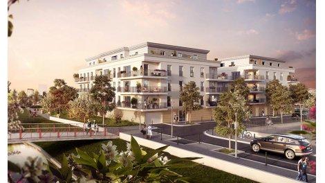 Appartement neuf Chelles -Villa Louise Adelaide à Chelles