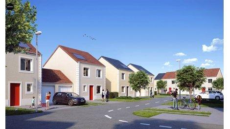 Maisons neuves Hameau de Musset à Guignes