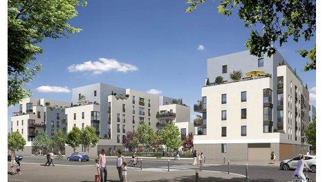 Appartement neuf Boiseo éco-habitat à Poissy