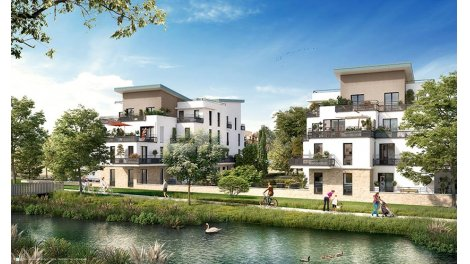 Appartement neuf Grand Canal II à Bois-d'Arcy