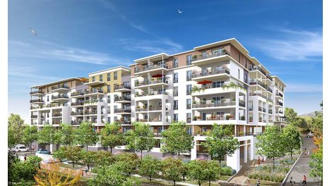 eco habitat neuf à Toulon