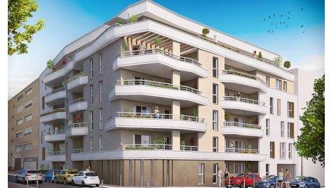 Appartement neuf Patio Julien à Toulon