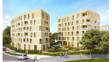 Appartement neuf Parenthese investissement loi Pinel à Massy