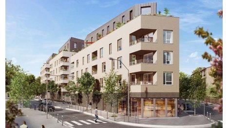 Appartement neuf Triptik Bagnolet éco-habitat à Bagnolet