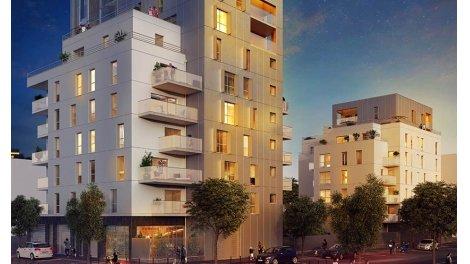 immobilier neuf à Bobigny