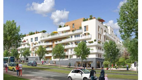 Appartement neuf Sequen' Ciel à Châtenay-Malabry
