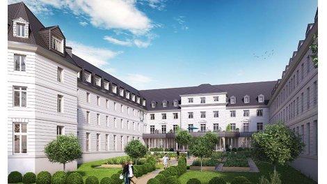 immobilier neuf à Rouen