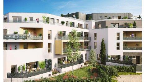Appartement neuf Prisme investissement loi Pinel à Angers