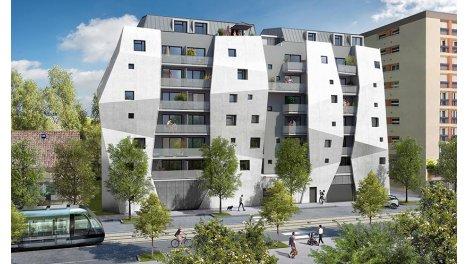 Appartement neuf Côté Garonne investissement loi Pinel à Toulouse