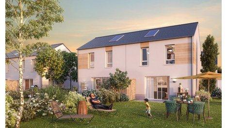 Appartements et maisons neuves Le Domaine St-Vincent à Murs-Erigne