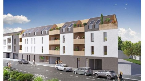 Appartement neuf Nativ' à La Rochelle