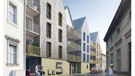 Appartement neuf Le Cinq à Chartres