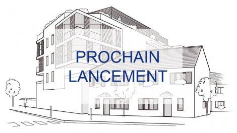 Appartement neuf Nuances de l'Erdre à Nantes