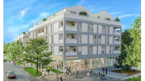 Appartement neuf Centr'All à Neuilly-sur-Marne