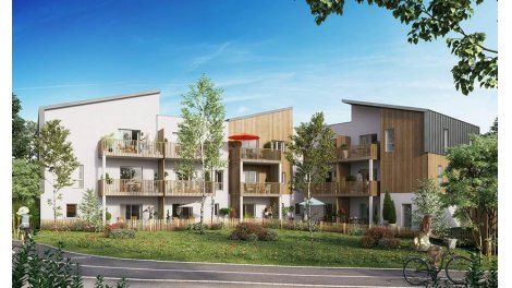 Appartement neuf Mystreet investissement loi Pinel à Angers