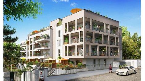 Appartement neuf 67 Seigneurie investissement loi Pinel à Marseille 9ème