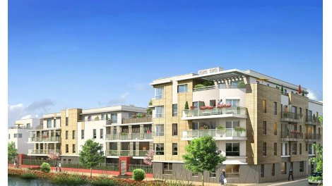 Appartement neuf Natura à Bois-Colombes