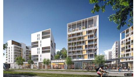 Appartement neuf Apostrophe - Ginko investissement loi Pinel à Bordeaux
