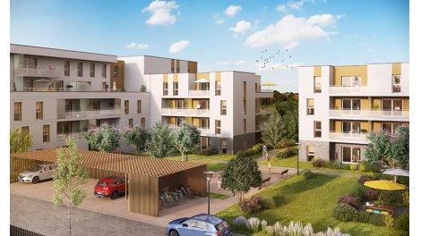 Appartement neuf Parc2cé à Angers