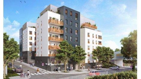 Appartement neuf Soprano à Bobigny