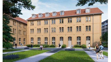 Appartement neuf La Place de la Manufacture investissement loi Pinel à Metz