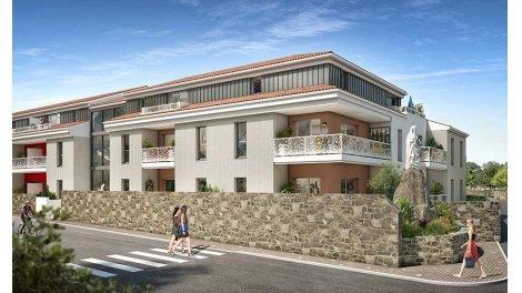 Appartement neuf Meltem investissement loi Pinel à Olonne-sur-Mer