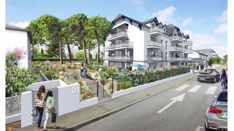 Appartement neuf La Baule - Villas Sophia investissement loi Pinel à La Baule-Escoublac