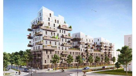 Appartement neuf Sensations éco-habitat à Strasbourg