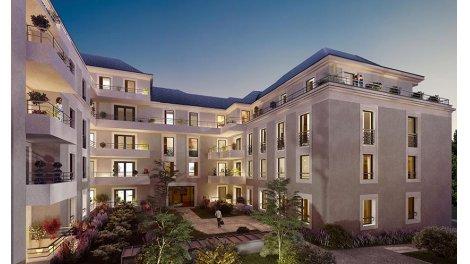 Appartement neuf L'Etoile investissement loi Pinel à Le Mans