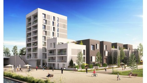Appartement neuf Ambitions investissement loi Pinel à Strasbourg