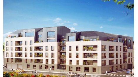 Appartement neuf La Passerelle à Reims