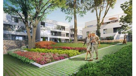Appartement neuf Quintessence investissement loi Pinel à Caluire-et-Cuire