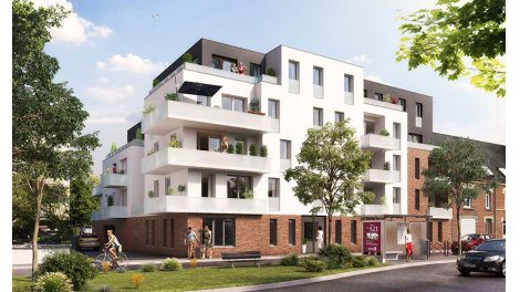 immobilier neuf à Amiens