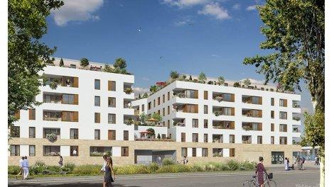 Appartement neuf Eloge à Villepinte
