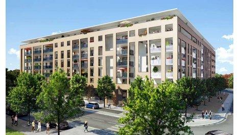 Appartement neuf Aixens à Aix-en-Provence