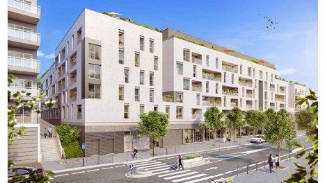 Appartement neuf Equation à Bagnolet