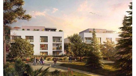 Appartement neuf Le Secret d'Isidore à Lyon 3ème