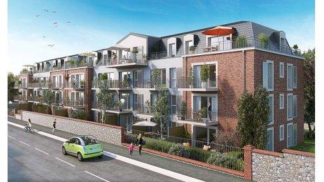 Appartement neuf Terra Nova investissement loi Pinel à Honfleur