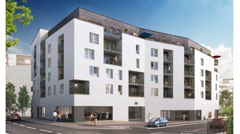 Appartement neuf Noveo à Caen