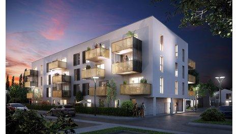 Appartement neuf Les Hauts de Murlins à Orléans