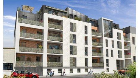 Appartements et maisons neuves La Fabbrik investissement loi Pinel à Tours