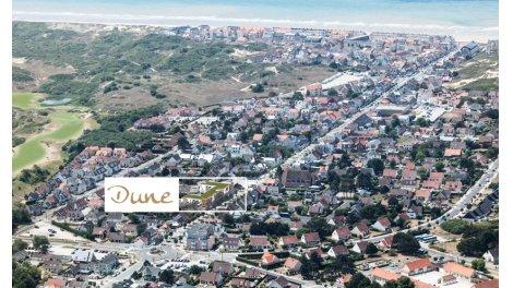 Appartement neuf Dune à Fort-Mahon-Plage