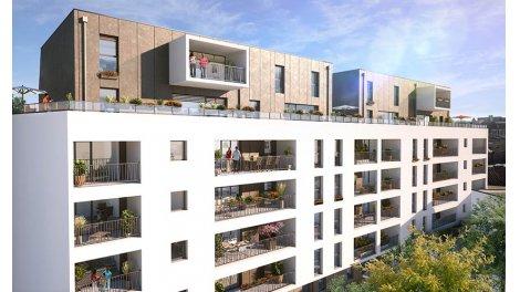 Appartement neuf Carre Or éco-habitat à Vannes